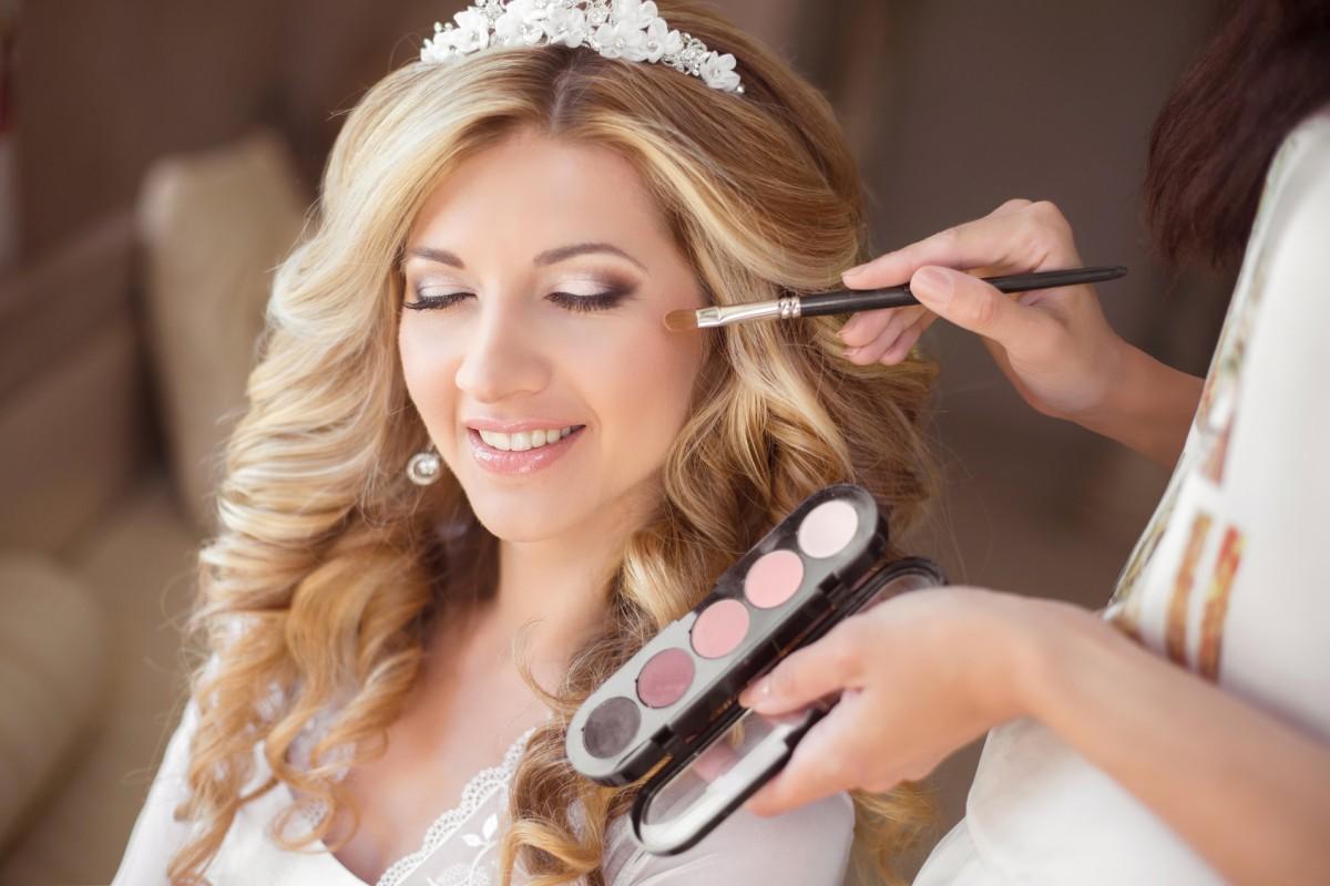 Свадебный макияж Marry Me